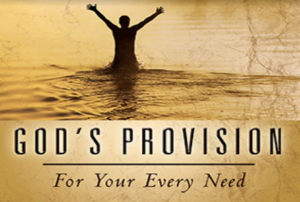 Books God's provision for your every need