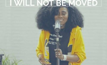 TY Bello – I Will Not Be Moved 'Spontaneous Worship'