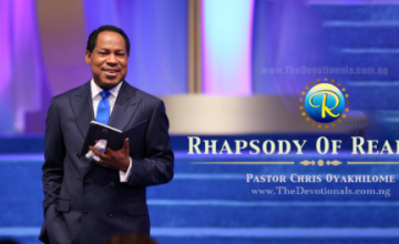 RHAPSODY OF REALITIES FOR TODAY